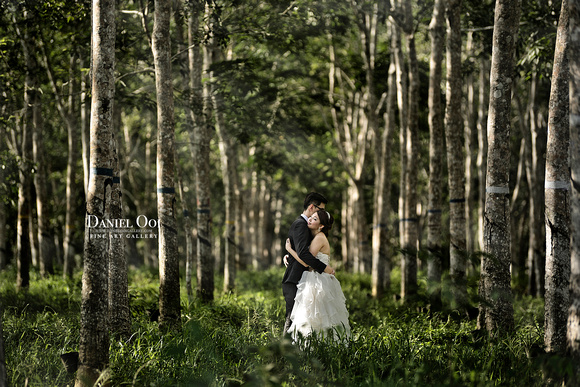 Bride & Groom Together Fine Art Wedding Photography 002